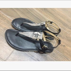 Cole Haan Shoes - Cole Haan Python Sandal